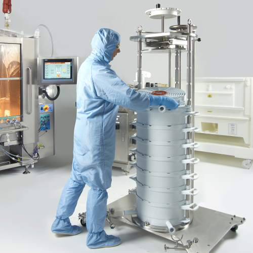 New Product Introduction Icellis 174 Nano Bioreactor
