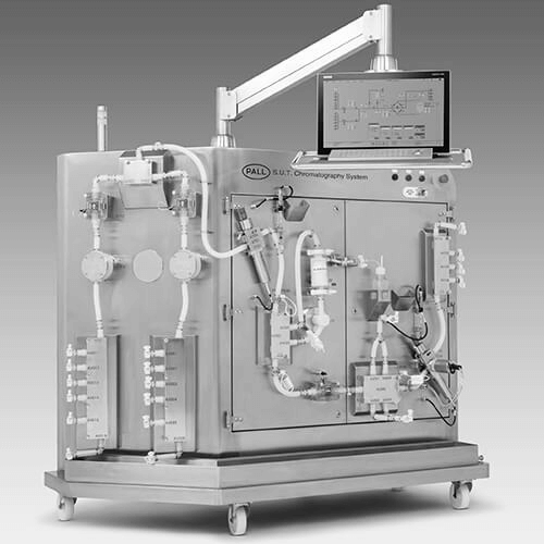 Allegro™ Fully Automated, Single-Use Chromatography System