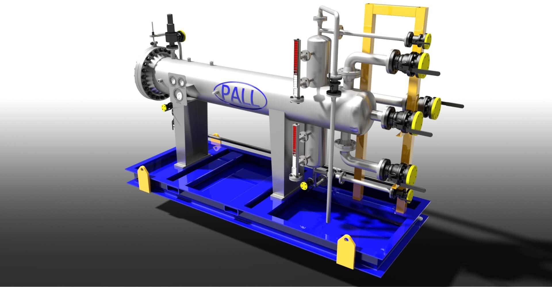 Pro Services Filter/Coalescer Rental Fleet | Pall Corporation