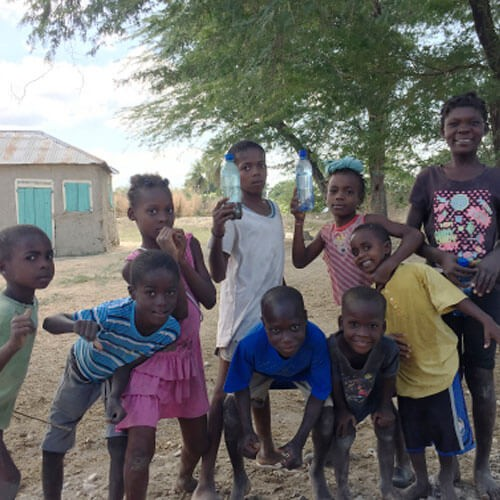 Pall Helps Bring Clean Water to Remote Haitian Village