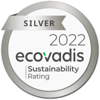 Ecovadis 2020 Bronze Corporate Social Responsibility Rating