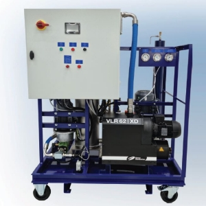 hydraulic lube purifier 6